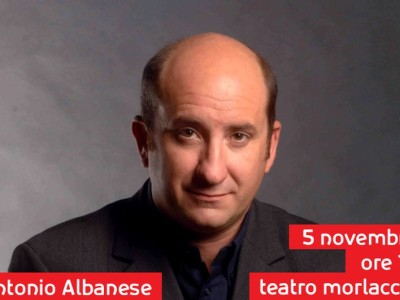 Antonio Albanese Festival Immaginario