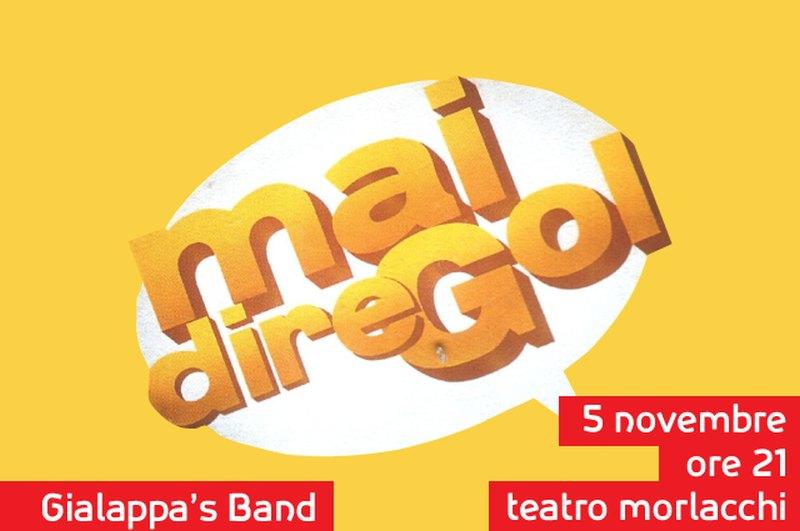 Gialappa's Band Festival Immaginario