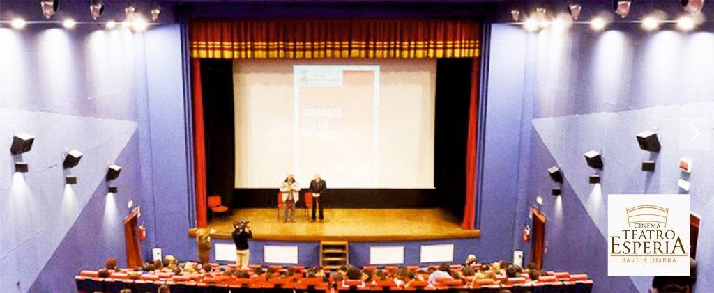 cinema teatro esperia di Bastia Umbra