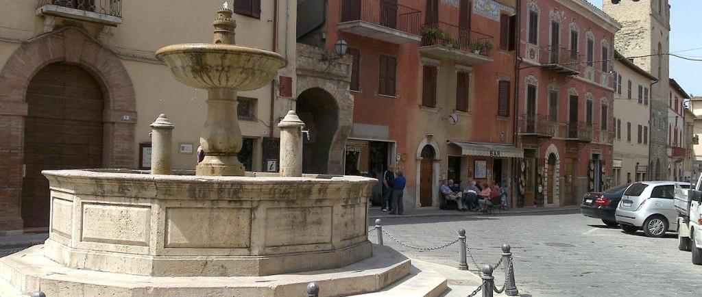 Deruta Piazza Consoli