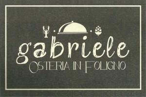 Gabriele Osteria In Foligno