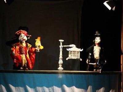 L'USIGNOLO DELL'IMPERATORE - Teatrombria