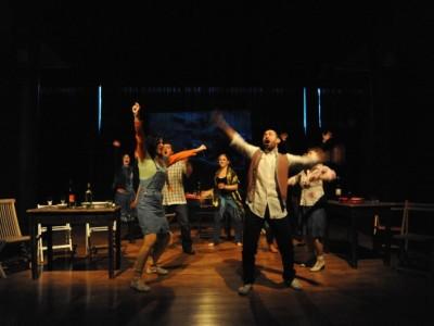 SAN PIETRO ALL'OSTERIA - Rinoceronte Teatro