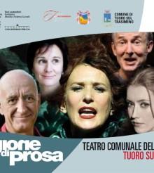 Stagione di Prosa e Danza 2015-2016 del Teatro Comunale dell'Accademia Tuoro sul Trasimeno