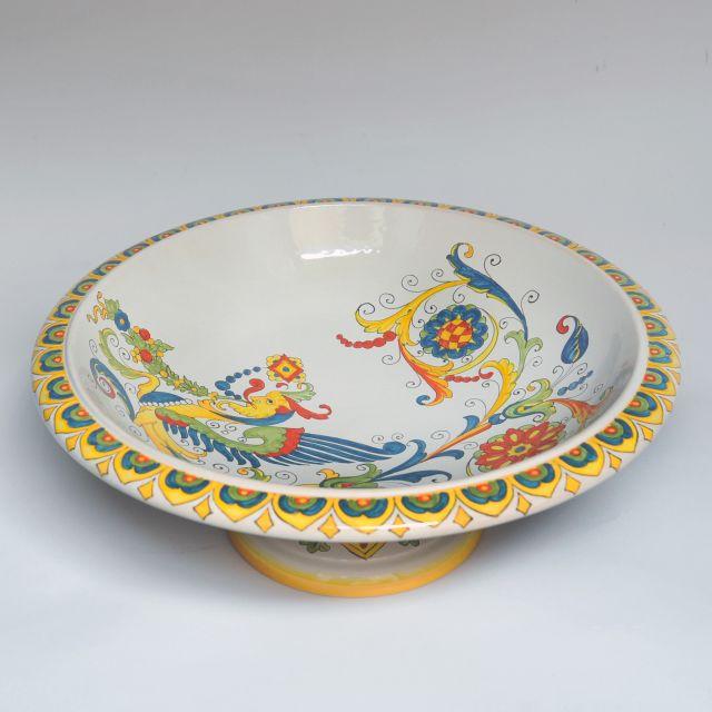 Museo Regionale Della Ceramica Di Deruta.Ceramica E Cibo Al Museo Regionale Della Ceramica Di Deruta Fil Rouge