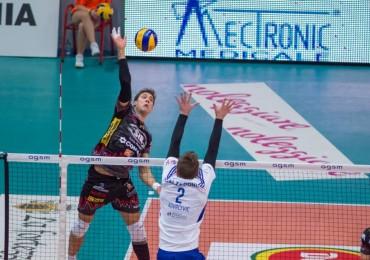Andata Quarti di Finale Del Monte® Coppa Italiai 2015/16.  PalaOlimpia Verona, 22.12.2015