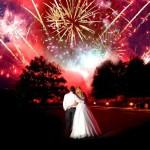 Pirofantasy wedding