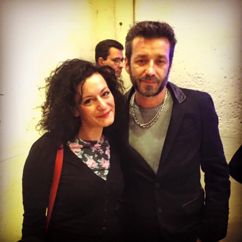 Elena Angeli e Daniele Silvestri