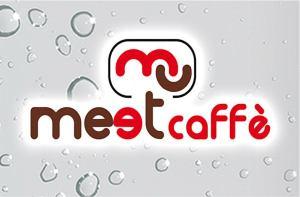 Meet Caffè Logo