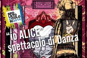 Io E Alice Spettacolo di Danza