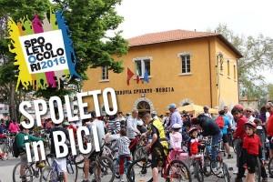 Spoleto in bici
