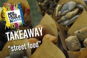Takeaway street food