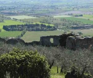 Castello di Poreta Spoleto 8