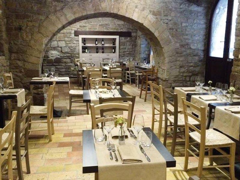 Il Vicoletto, Ristorante, Camere ad Assisi