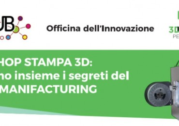 Workshop Stampa 3d