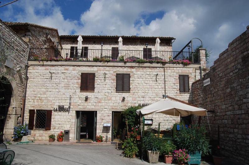 Hotel Ristorante La Rocca, Assisi