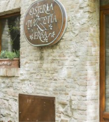 Osteria Piazzetta dell'Erba Assisi
