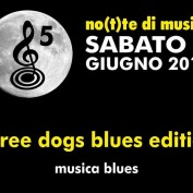 THREE DOGS BLUES EDITION