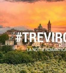 Il 25 giugno la Notte Romantica a Trevi con i Borghi più Belli d'Italia