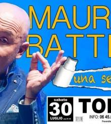 Maurizio Battista in UNA SERATA UNICA a Todi, 30 luglio