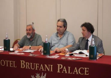 da sx, Pierfrancesco Quaglietti, Francesco Spano, Antonio Esibizione2