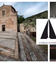 Il Castello di Poreta presenta gli eventi di Primavera