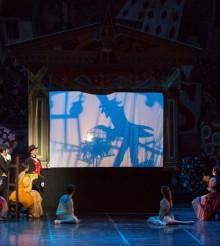 Lo Schiaccianoci al teatro Morlacchi di Perugia