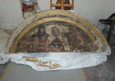 Compianto sul Cristo morto_Arquata del Tronto_Marche