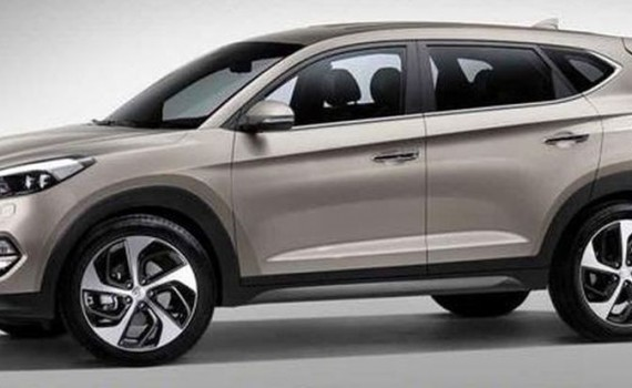 Hyundai Tucson primauto