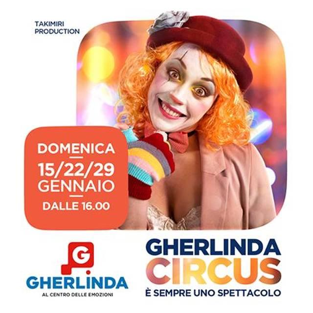gherlinda circus