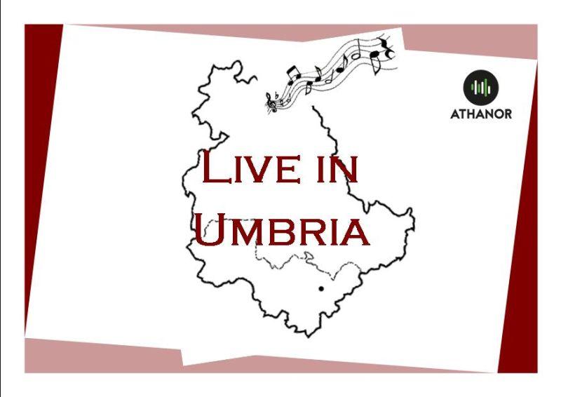 LIVE IN UMBRIA LOGO