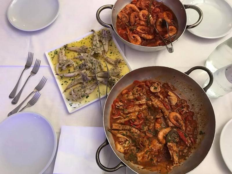 Ristorante Da Antò Cucina Di Pesce Civitanova Marche