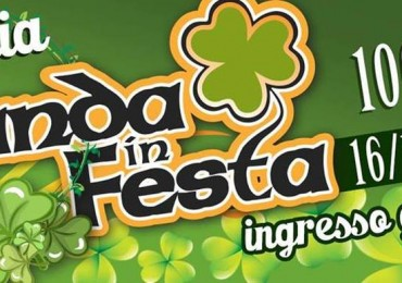 Locandina Irlanda in Festa 2017