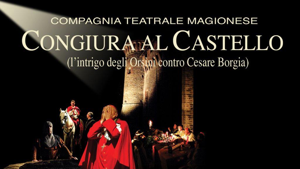 Congiura al Castello Magione