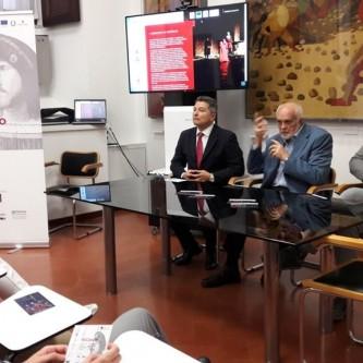 Da sinistra Fabio Cancelloni, Giampiero Frondini, Giacomo Chiodini 1