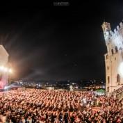 Gubbio DOC Fest 2016 piazza Grande