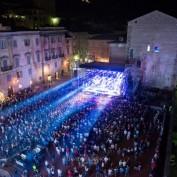 Gubbio DOC Fest piazza Grande 2015