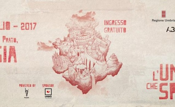 L'Umbria che spacca 2017