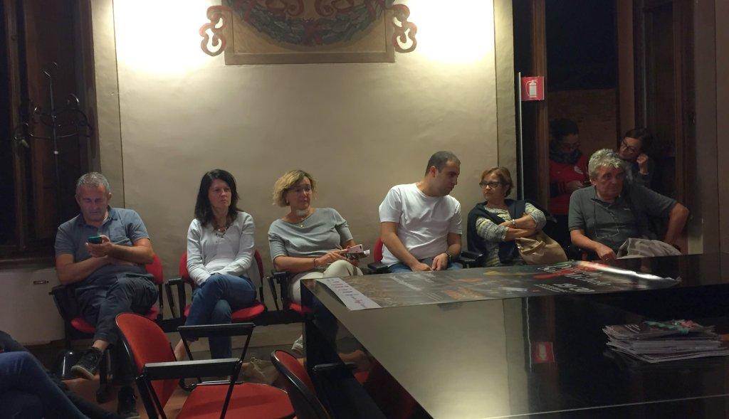Gli assessori Claudia Lucia e Catia Degli Esposti