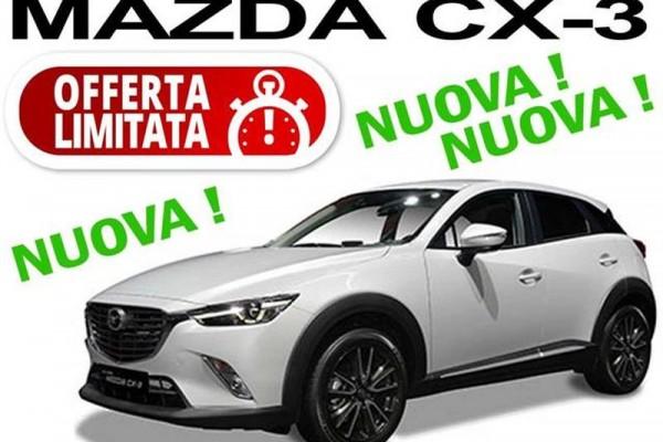 Mazda CX-3 Evolve