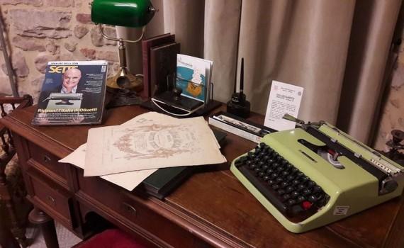 Mostra 'Qwerty. La rivoluzione della scrittura meccanica (1)