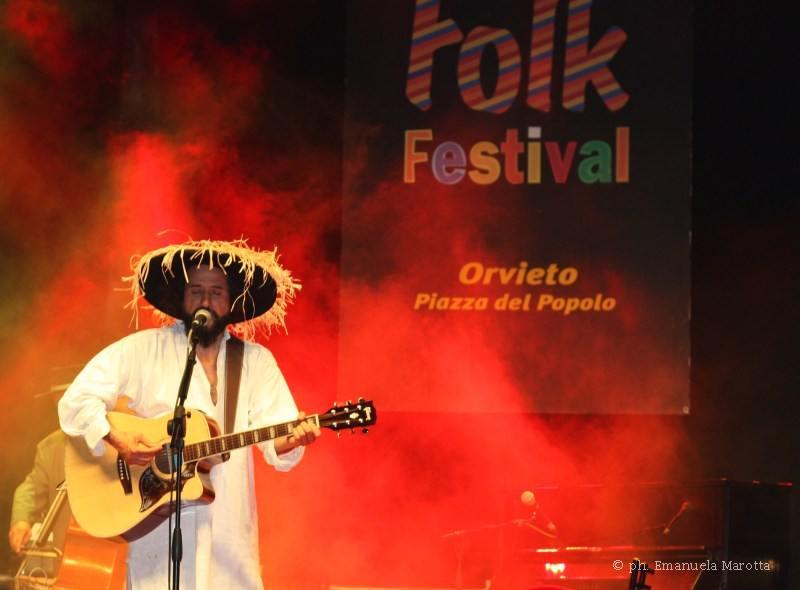Umbria Folk Festival 2017 Capossela