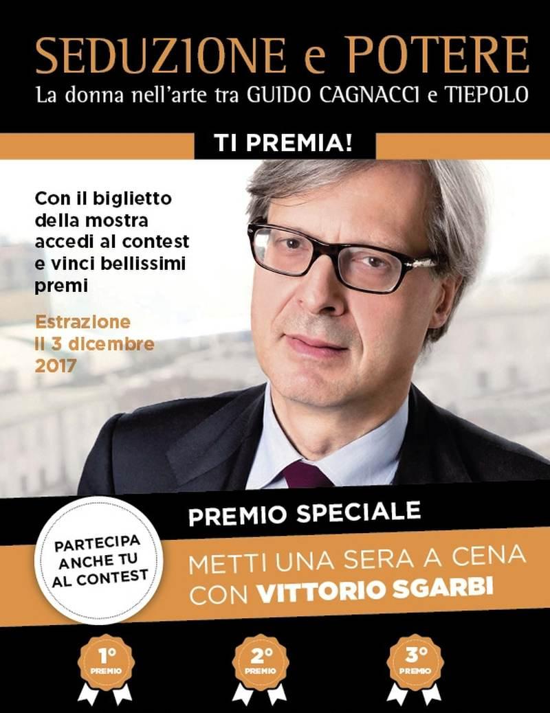 Vittorio Sgarbi in Palio