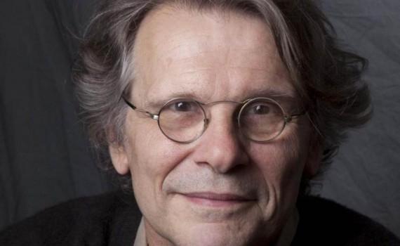 lo scrittore Daniel Pennac