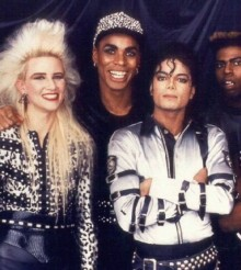 Al Cantiere 21 tributo a Michael Jackson con Jennifer Batten!