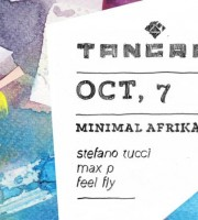 Tangram Minimal Afrika