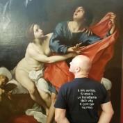 Franco Trentalance in visita a Seduzione e potere