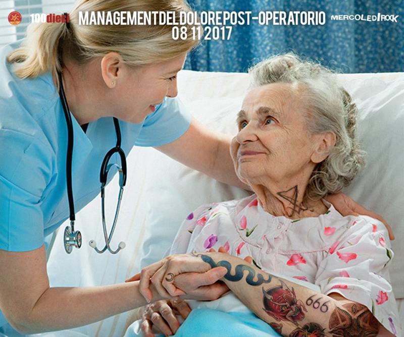 Management del dolore Post Operatorio