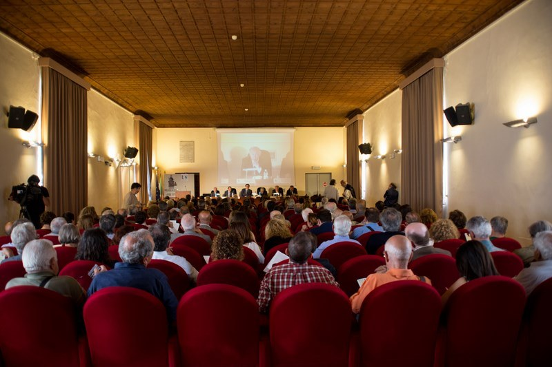 Sala Conferenze Palazzo Trinci