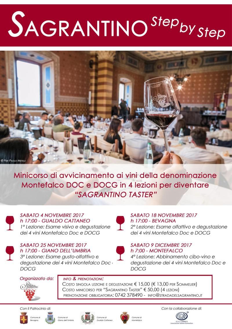sagrantino step by step IV_bassa